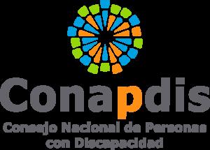 Logotipo del Consejo Nacional de Personas con Discapacidad
