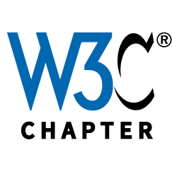 Logo W3C Chapter Program